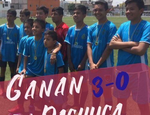 IGI gana 3-0 en Pachuca
