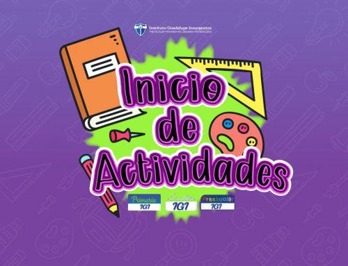 Curso de inducción para Preescolar, Primaria y Secundaria.